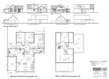 Thumbnail 3 bed detached bungalow for sale in Lowther Avenue, Culcheth, Warrington