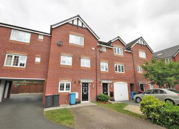 Thumbnail 4 bedroom town house for sale in Corbel Way, Monton, Manchester