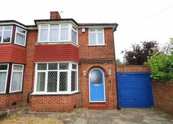 Thumbnail 3 bed semi-detached house to rent in Ashridge Crescent, Shooters Hill, London