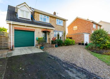 Thumbnail 4 bed property for sale in Cavell Close, Swardeston, Norwich