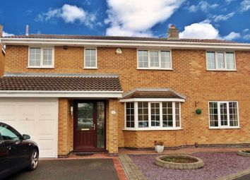 Thumbnail 5 bedroom detached house for sale in Rothbury Avenue, Trowell, Nottingham
