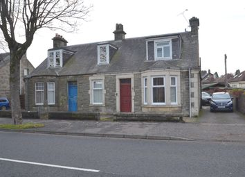 Thumbnail 4 bed semi-detached house for sale in Tullibody Road, Alloa