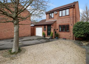 Thumbnail 3 bed detached house for sale in Hampshire Gardens, Westbury