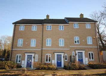 Thumbnail 4 bed detached house to rent in Jordon Close, Forest Hall Park, Stansted