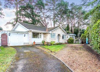 Thumbnail 3 bed detached bungalow for sale in Woodside Close, Ferndown