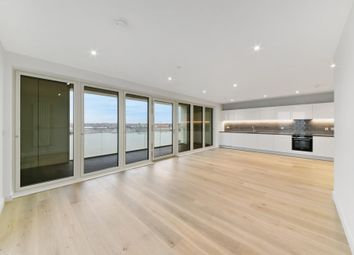 Thumbnail 3 bed flat for sale in 17.11.04 James Cook House, Royal Wharf