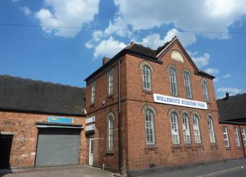 Thumbnail Industrial to let in Crabbe Street, Lye