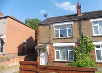 Thumbnail 2 bedroom semi-detached house for sale in Bridgeman Road, Coventry