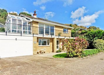 Thumbnail 4 bed detached house for sale in Pelham Road, Ventnor, Isle Of Wight