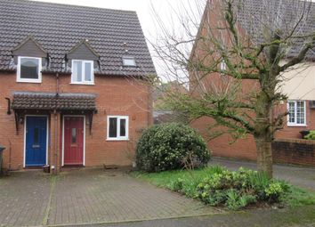 Thumbnail 2 bed end terrace house to rent in Russett Way, Newent