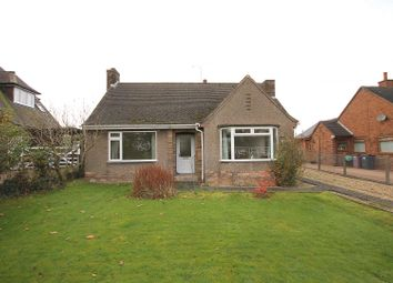 Thumbnail 2 bed detached bungalow for sale in Station Road, North Wingfield, Chesterfield