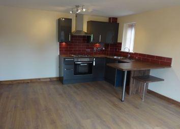 Thumbnail 2 bed flat to rent in Eastmoor Road, Wakefield