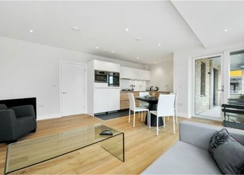 Thumbnail 2 bed flat for sale in Peartree Way, Greenwich, London