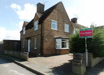 Thumbnail 3 bedroom end terrace house for sale in Ackers Road, Woodchurch, Wirral
