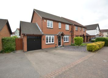 Thumbnail 4 bed detached house for sale in Deerleap Way, Braintree