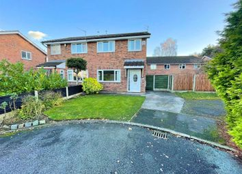 3 bed semi-detached house for sale in Maple Close, Sale M33