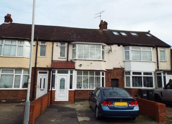 Thumbnail 3 bedroom terraced house for sale in Wordsworth Road, Luton, Bedfordshire, England