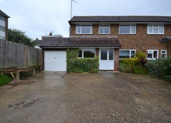 Thumbnail 3 bed property to rent in Norfolk Close, Bexhill On Sea