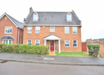 Thumbnail 5 bedroom detached house for sale in Horseshoe Way, Hempsted, Gloucester