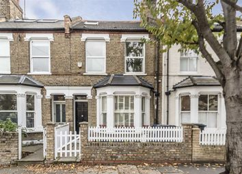 Thumbnail 4 bed terraced house to rent in Somerset Road, London