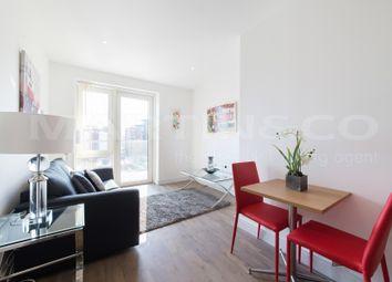 Thumbnail 1 bed flat to rent in Juniper Drive, London