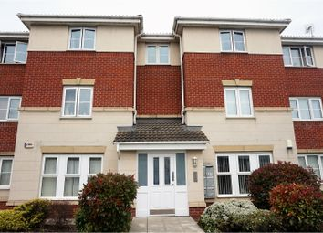 Thumbnail 2 bed flat for sale in Foundry Lane, Widnes