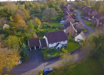 Thumbnail 4 bed detached house for sale in Abbotts Hill, Little Ann, Andover