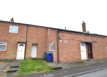 Thumbnail 2 bed terraced house for sale in Downton Drive, Haverhill