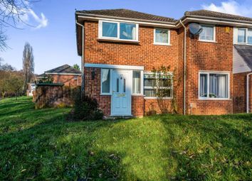Thumbnail 3 bedroom end terrace house for sale in Laceby Walk, Abington, Northampton