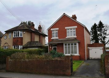 Thumbnail 3 bed detached house for sale in Church Road, Wrockwardine Wood, Telford, Shropshire