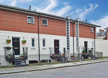 Thumbnail 2 bedroom flat for sale in Ashmill Street, London