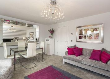 """Thumbnail 3 bed terraced house for sale in """"Gairloch"""" at Glassford Road, Strathaven"""