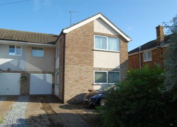 Thumbnail 3 bed semi-detached house for sale in Billing Road East, Abington Vale, Northampton