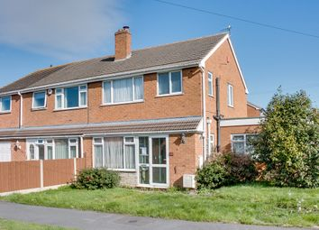 Thumbnail 3 bed semi-detached house for sale in Holly Grove, Sidemoor, Bromsgrove