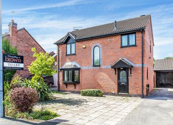 Thumbnail 3 bedroom detached house to rent in Ayrshire Way, Congleton