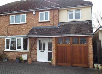 Thumbnail 4 bed semi-detached house for sale in Challis Lane, Braintree