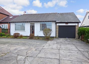 Thumbnail 3 bed bungalow for sale in Buxton Road, Hazel Grove, Stockport