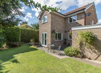 Thumbnail 4 bed detached house for sale in Woburn Close, Hinckley
