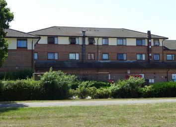 Thumbnail 2 bed flat to rent in Falkners Close, Ancells Farm, Fleet
