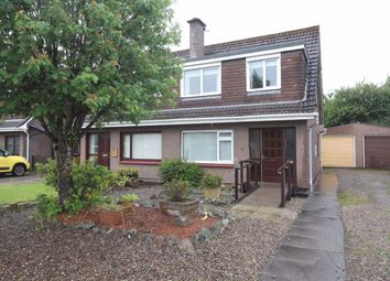 Thumbnail 3 bedroom semi-detached house for sale in Drumossie Avenue, Inverness