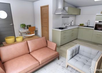 Thumbnail 1 bed bungalow for sale in Florence Terrace, Falmouth