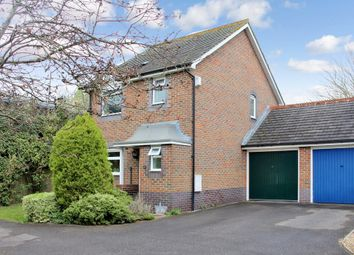 Thumbnail 3 bed link-detached house for sale in Kennet Way, Hungerford
