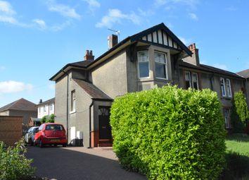 Thumbnail 3 bed flat for sale in Weir Street, Falkirk, Falkirk