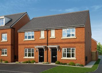 "Thumbnail 3 bed property for sale in ""The Leathley At St Williams Place"" at Station Road, Birkenhead"