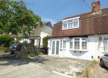 Thumbnail 3 bed property to rent in Somerset Gardens, Hornchurch