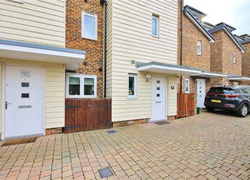 Thumbnail 4 bedroom terraced house to rent in Pyle Close, Addlestone, Surrey