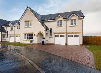 Thumbnail 5 bed detached house for sale in Hunters Meadow, Auchterarder, Perthshire