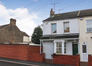 Caldy Road, Belvedere DA17. 2 bed end terrace house for sale