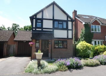 Thumbnail 3 bed detached house for sale in Cranesfield, Sherborne St. John, Basingstoke