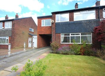 Thumbnail 4 bed property for sale in Chatsworth Grove, Little Lever, Bolton